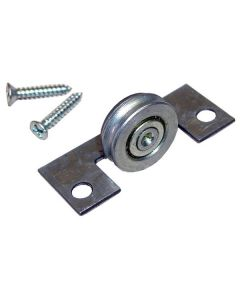 """All Points 26-2636 13/16"""" Concave Roller Bearing with Bracket"""