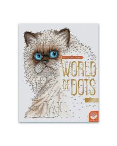 MindWare Extreme Dot To Dot World Of Dots: Cats - Brainteasers