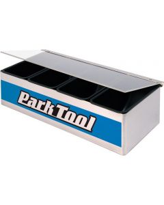 Park Tool JH-1 Bench Top Box Small Parts Holder Miscellaneous Shop Supply