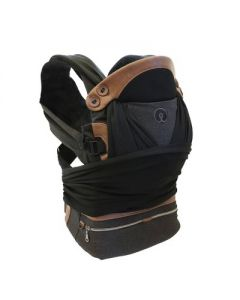 Boppy ComfyChic Hybrid Baby Carrier - Charcoal