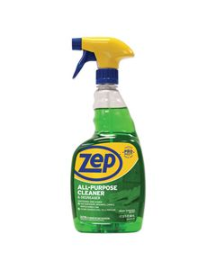Zep Commercial All-Purpose Cleaner and Degreaser, 32 oz Spray Bottle