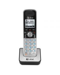 Tl88002 Cordless Accessory Handset For Use With Tl88102