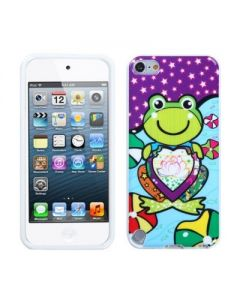MYBAT For Apple iPod Touch 5th Gen/6th Gen Frog Skin Case Cover