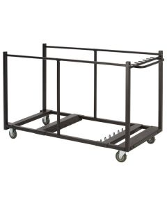 Lifetime 80193 Rectangular and Round Folding Table Dolly