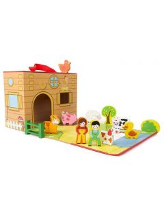 Small Foot Wooden Toys Farm