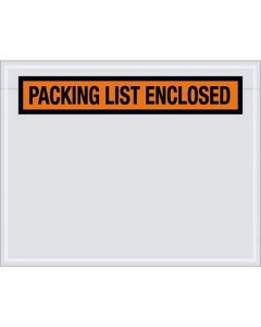 COASTWIDE 7X5.5 Packing List Envelope 53043