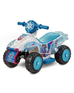 Kid Trax 6V Disney Frozen 2 Sing and Ride Powered Ride-On - Blue