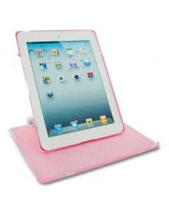 Keydex UG PA1202 PK Slim Fit Genius Cover For Ipad With Rotating Stand   Pink